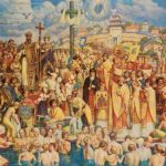 Киян хрестили в оболонській Почайні.