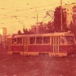 Как трамвай пришел на Оболонь?