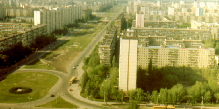 Проспект Корнейчука