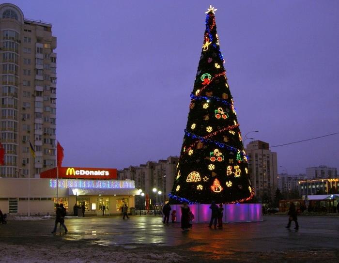 Новый год, 2008