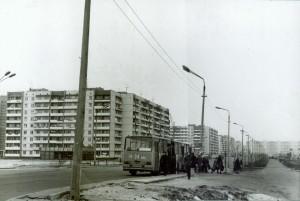 Улица Героев Днепра