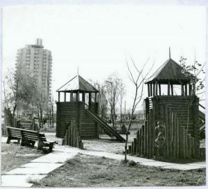 """Детская площадка """"Крепость"""""""