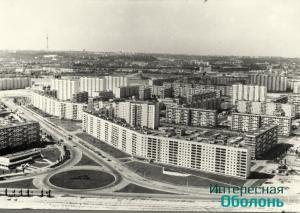 Уоица Малиновского с высоты