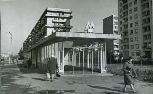 Станция метро проспект Корнейчука