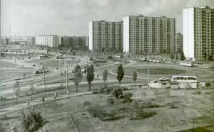 Панорама. Вид со сторны поликлиники