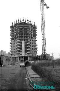 Фото Вячеслава Дядюшенко, 1988