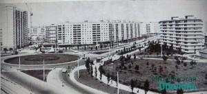 улица Малиновского на пересечении с Лайоша Гавро